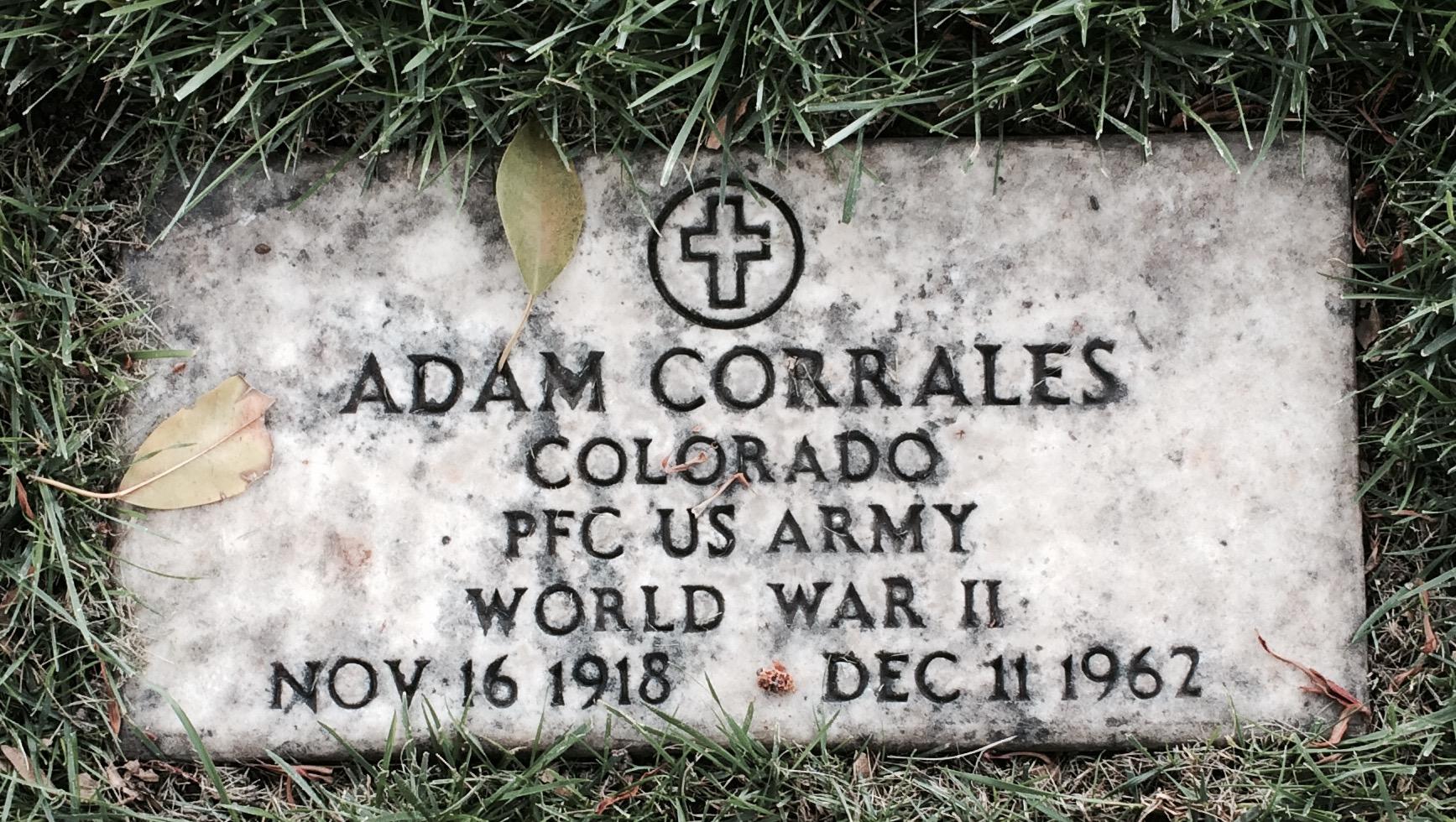 Adam Corrales