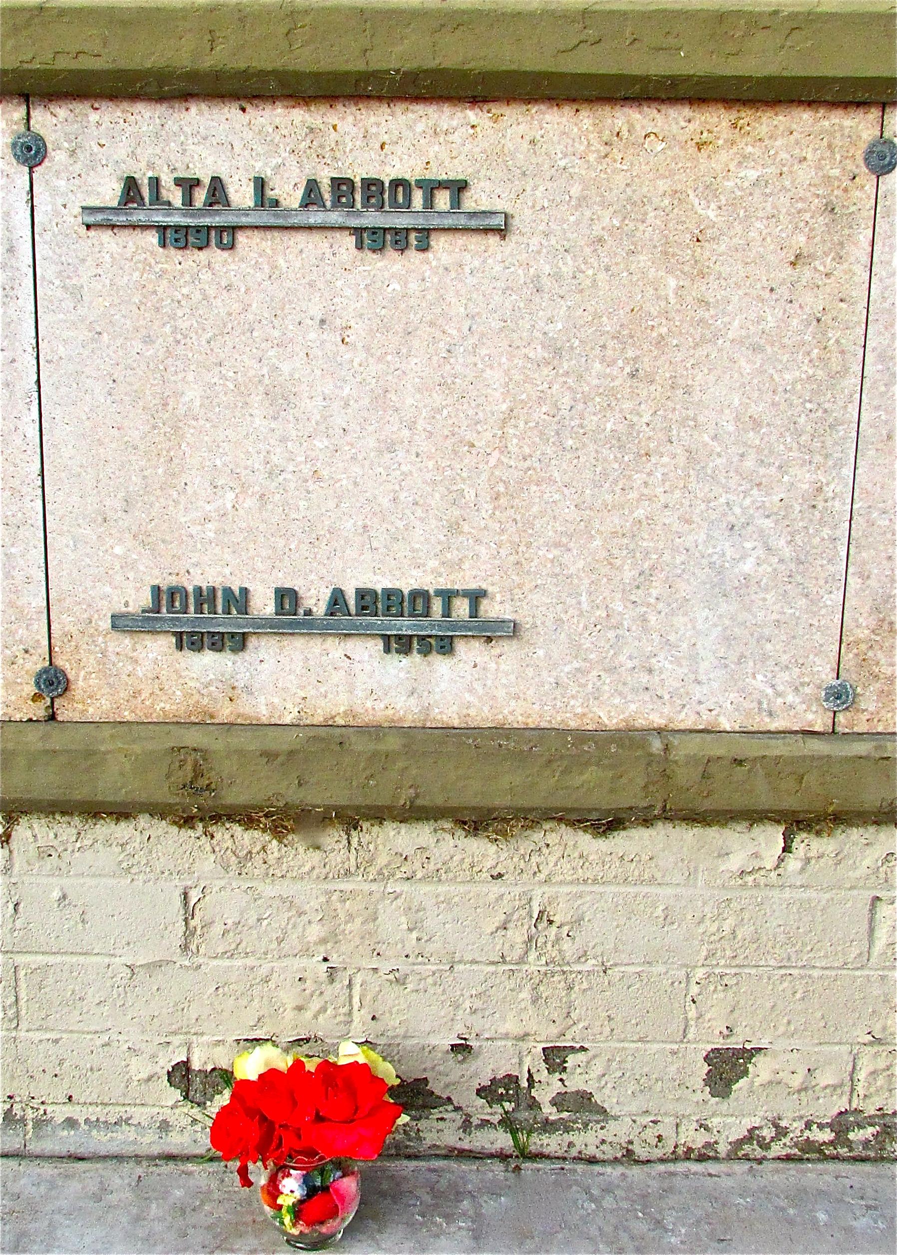 John DeForest Abbott
