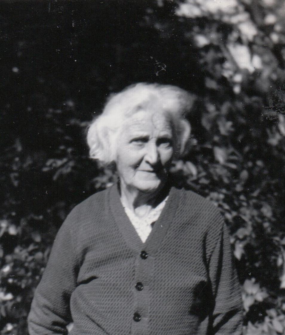 Johanna Wilhelmina Ernestine <i>Timm</i> Bergen
