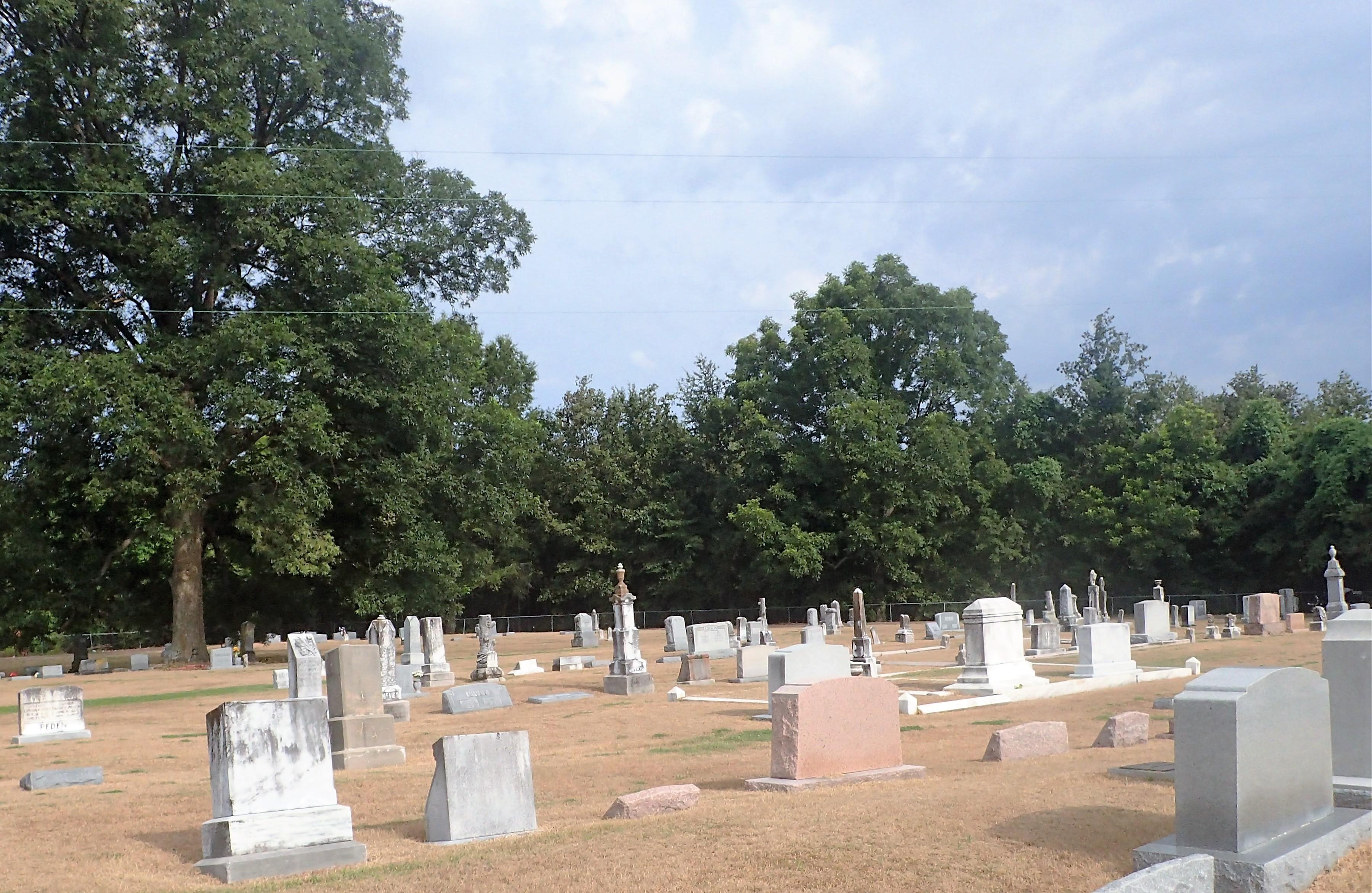 Belen Cemetery