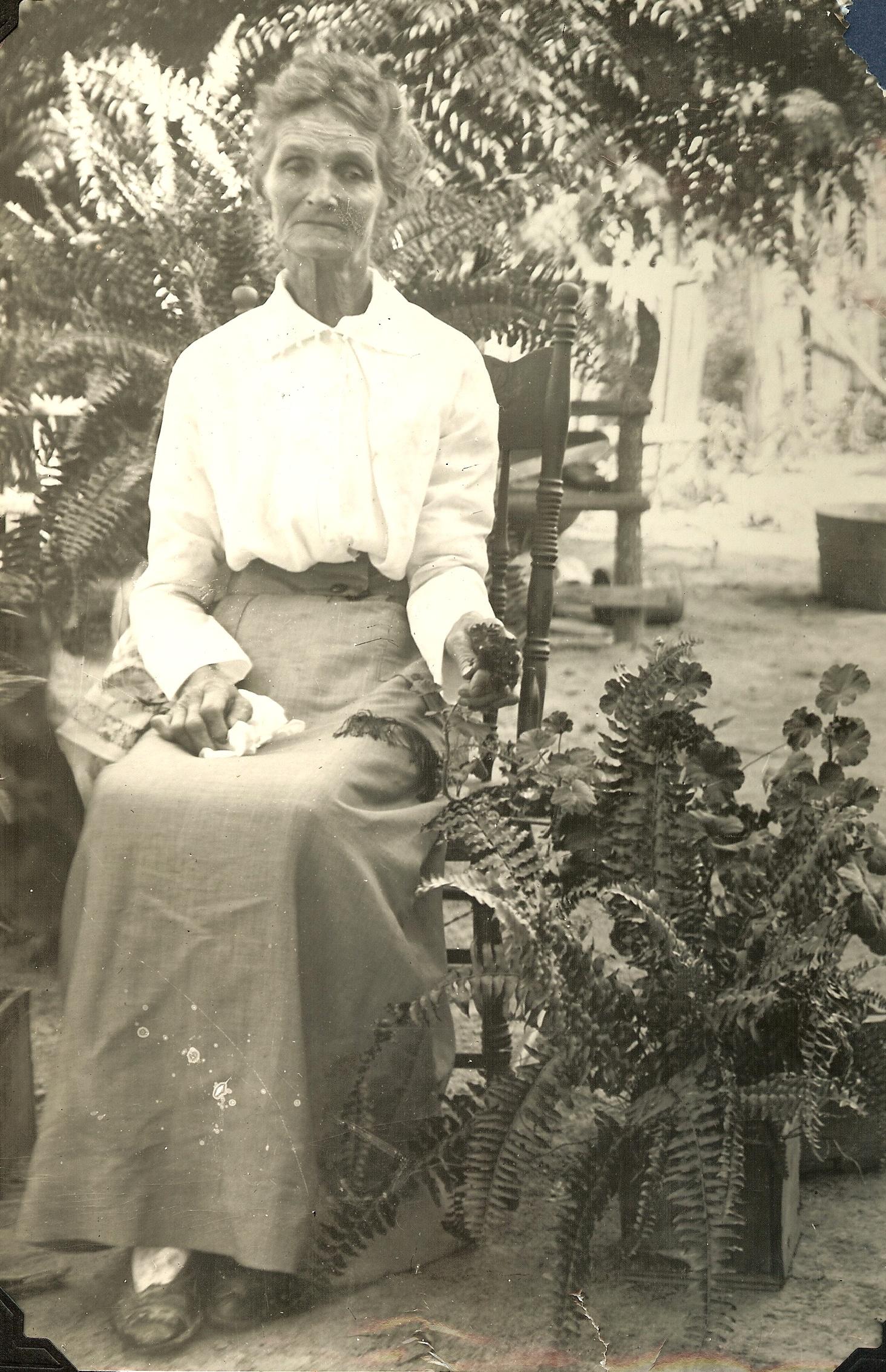 Mary Angeline <i>Buzbee</i> Westmoreland