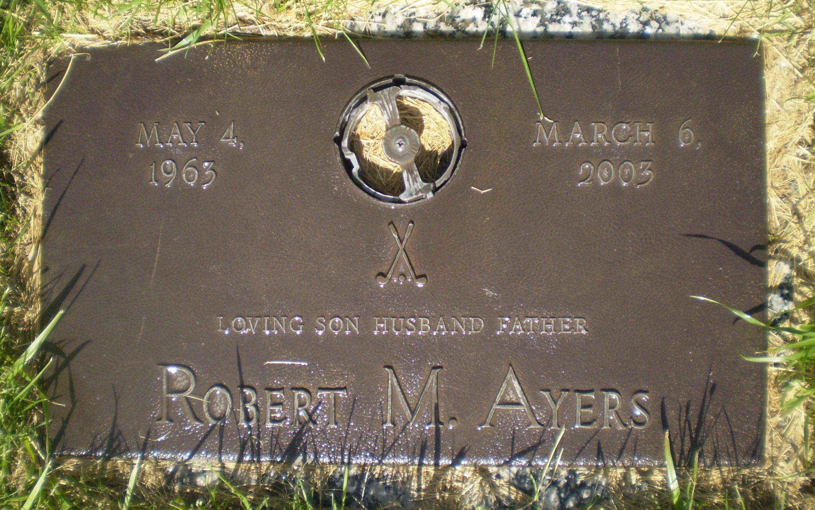 Robert Milton Ayers