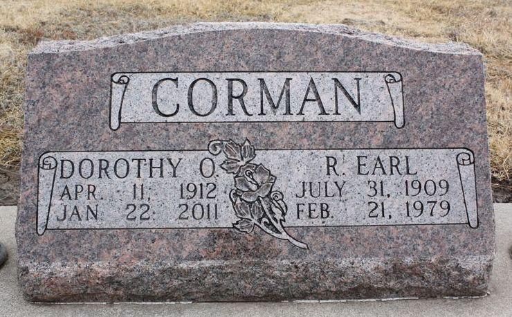Ralph Earl Earl Corman