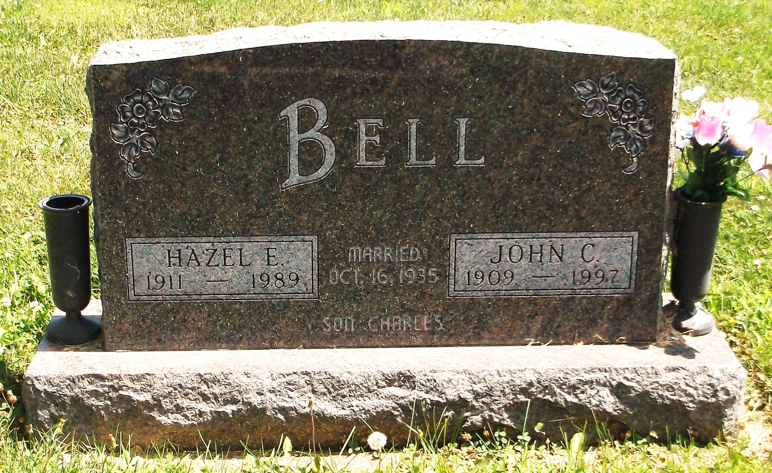 John C. Jack Bell
