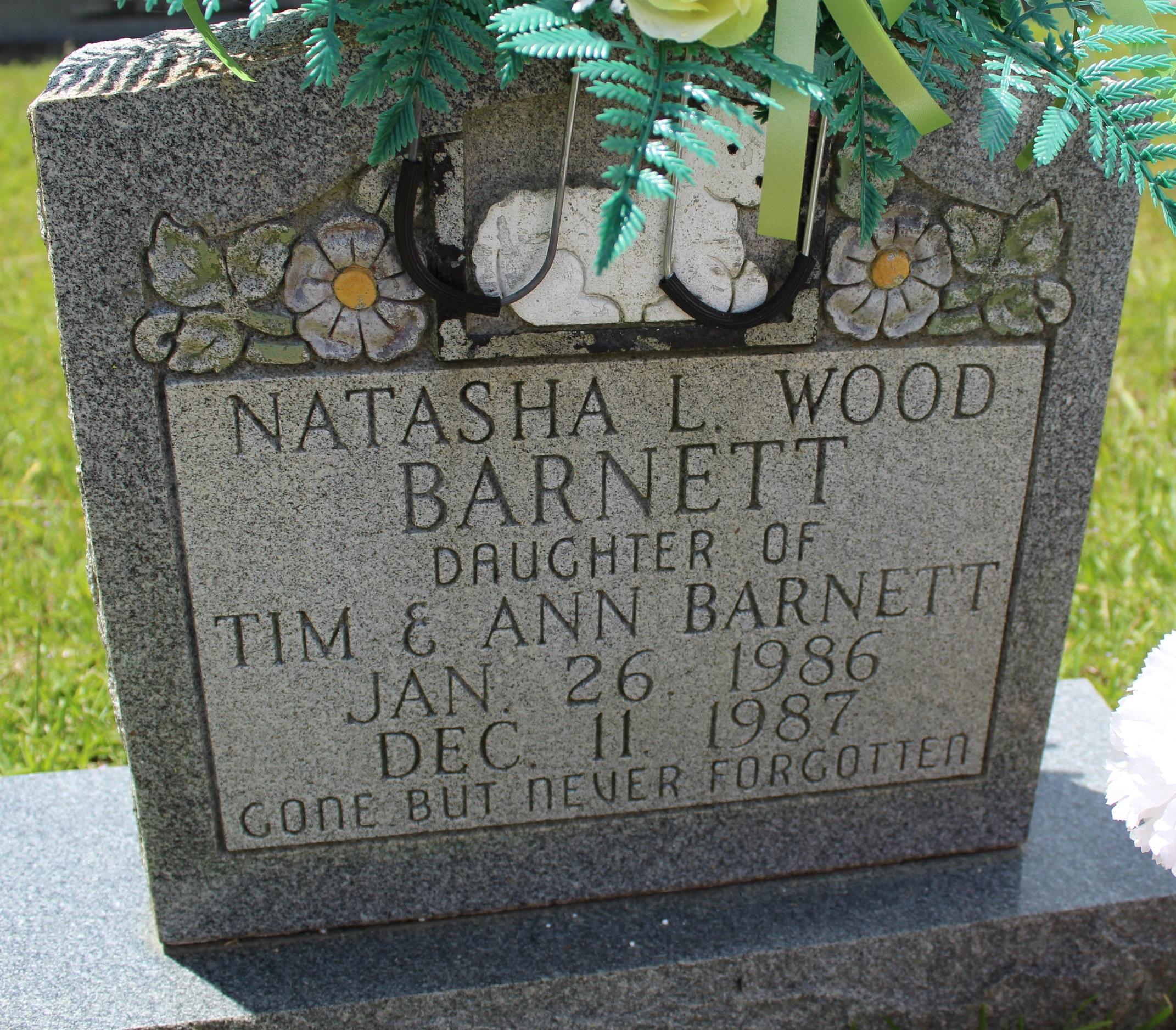 Natasha Liegh Barnett