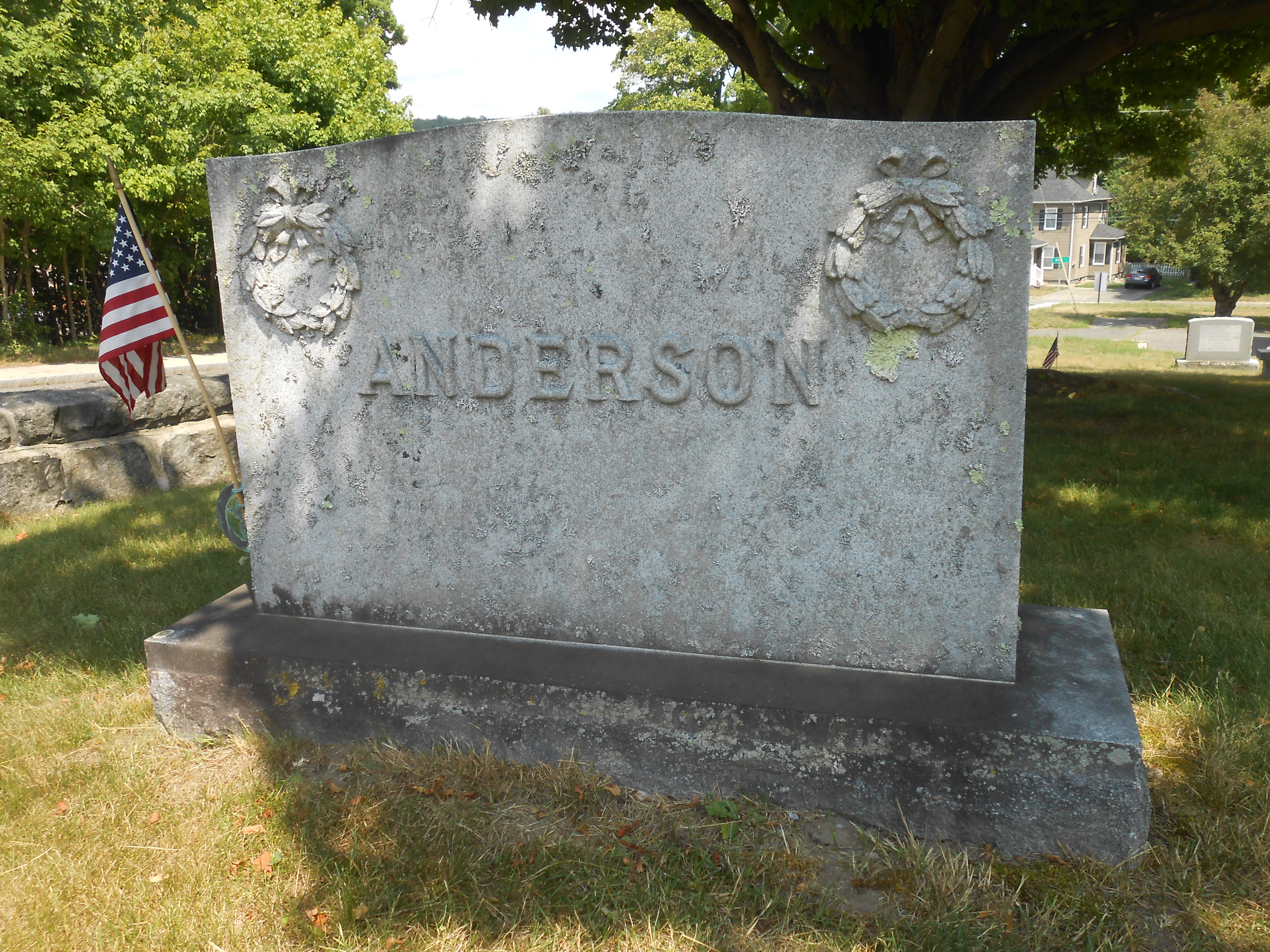 Adeline C. <i>Cook</i> Anderson