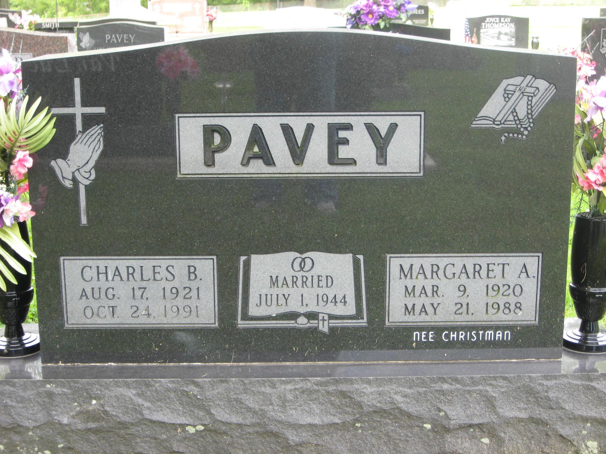 Charles B. Pavey