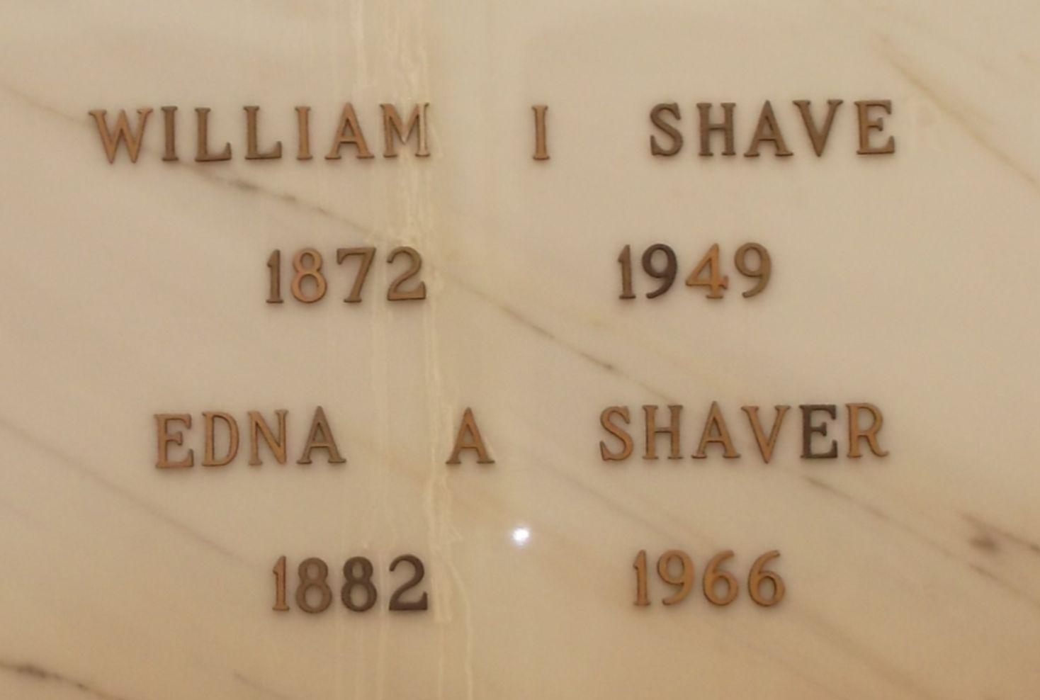 Edna Aletha <i>Forbes</i> Shaver