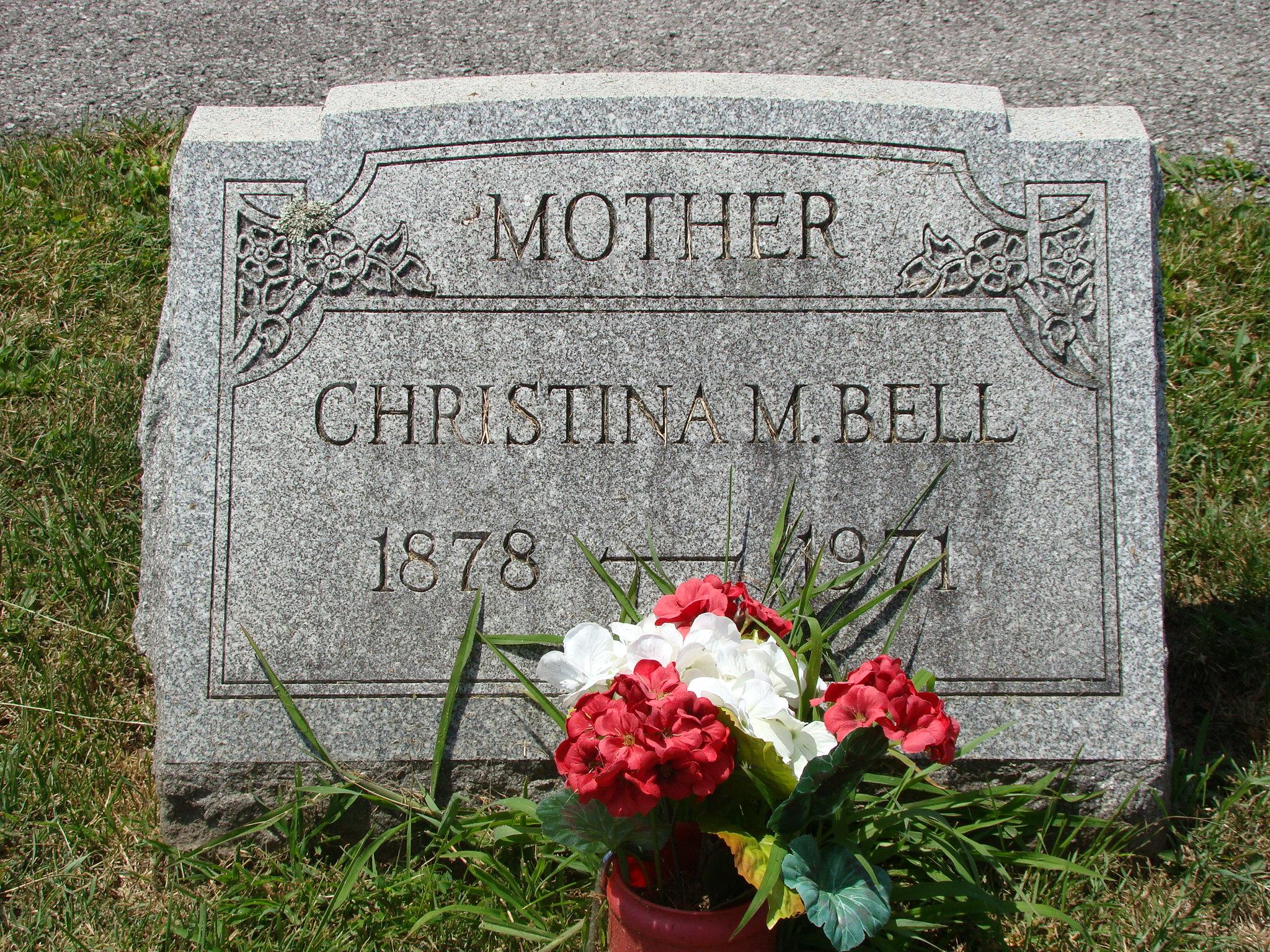 Christine <i>Mundorff</i> Bell