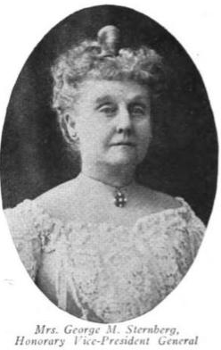 Martha L. <i>Pattison</i> Sternberg