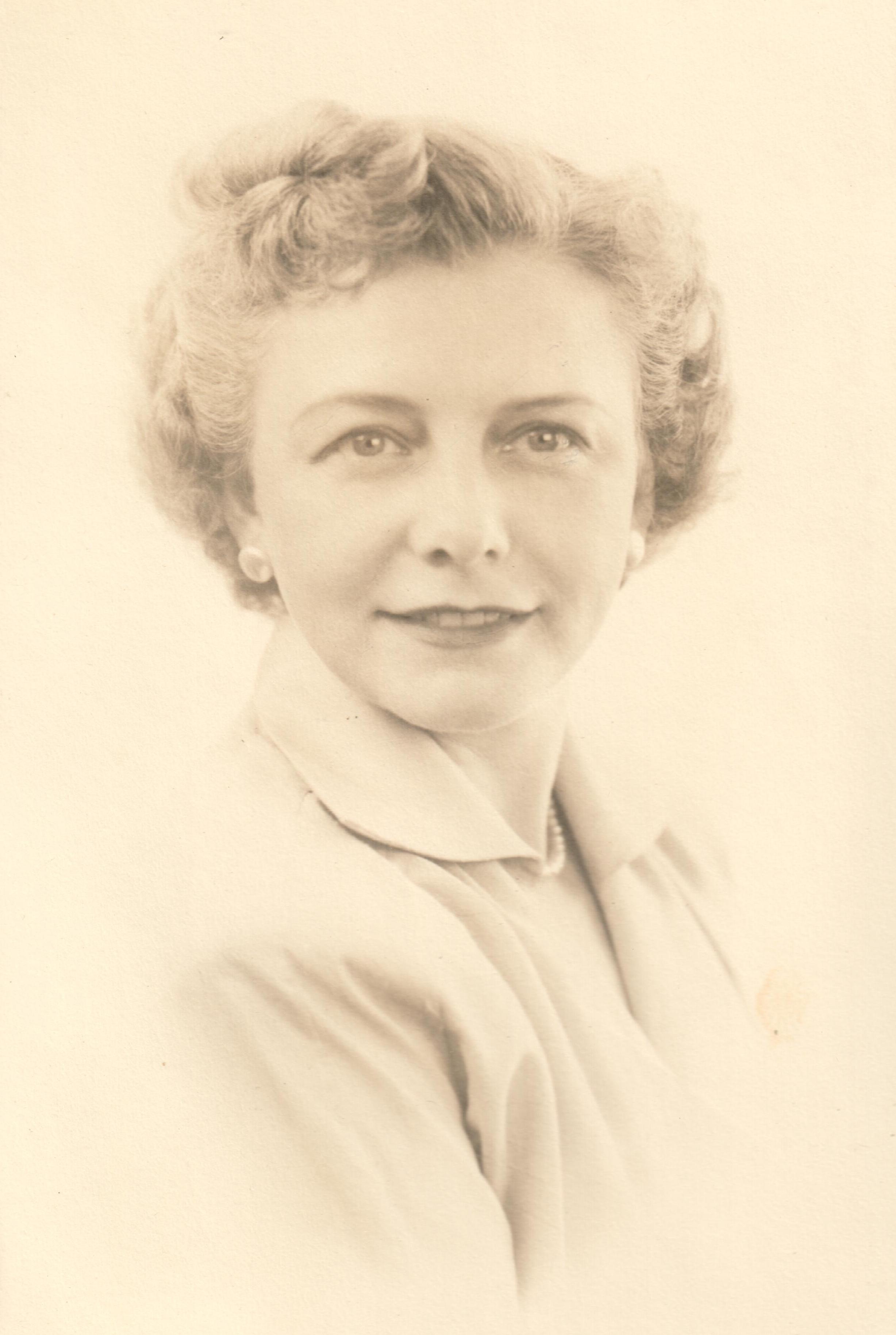 Anne Sylvia <i>Roring</i> Olin