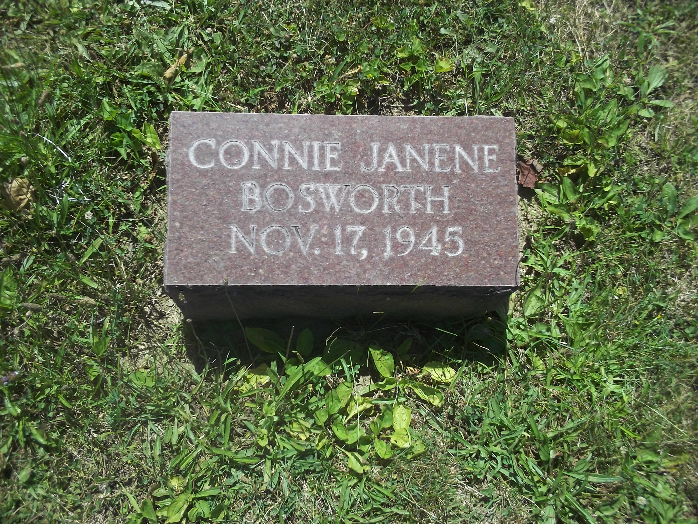 Connie Janene Bosworth