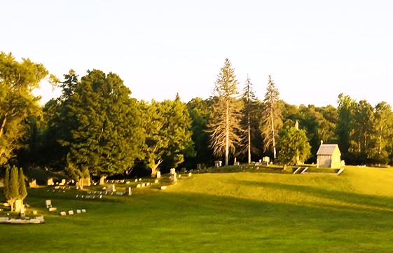 Armory Hill Cemetery