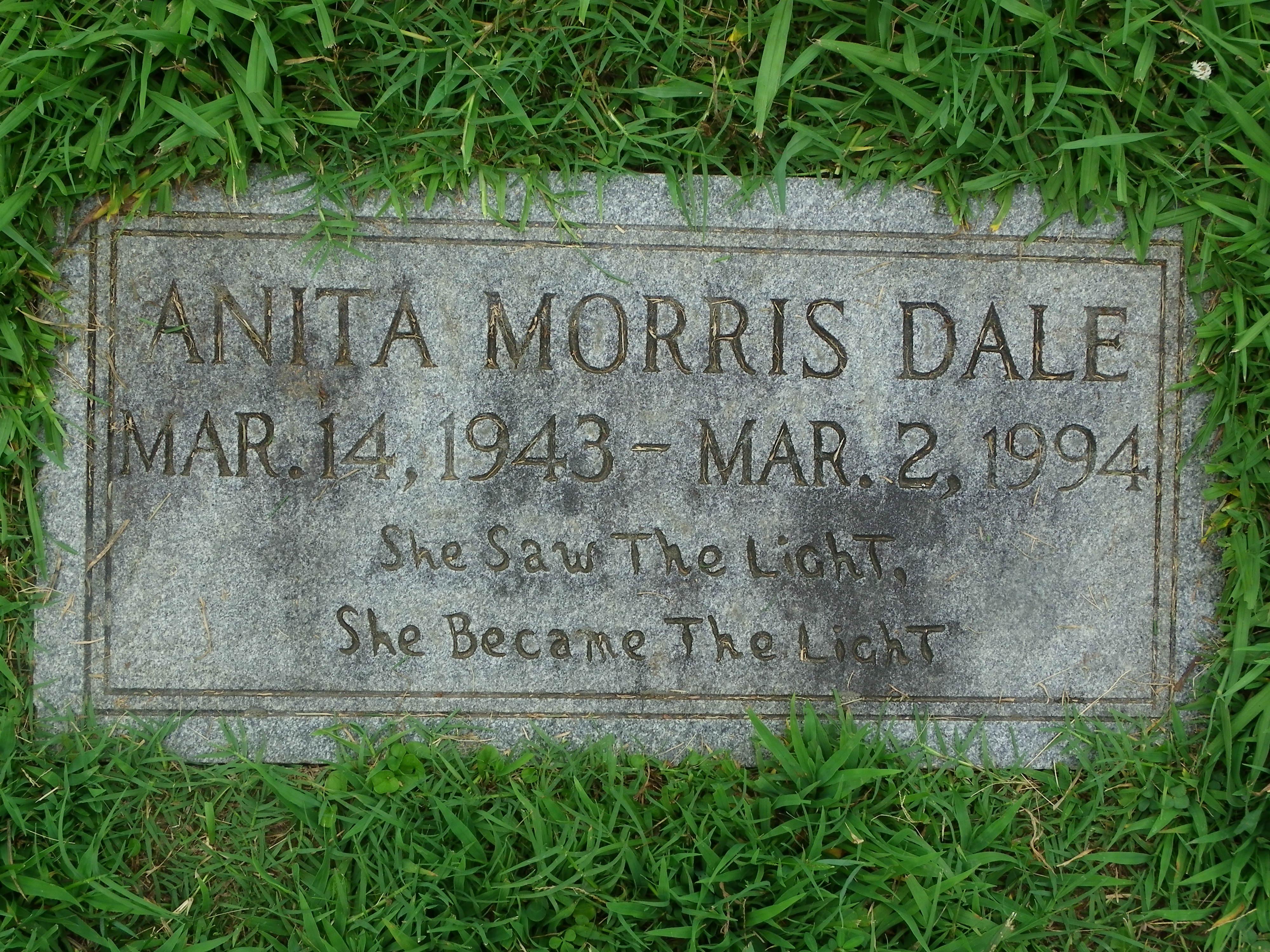pics Anita Morris
