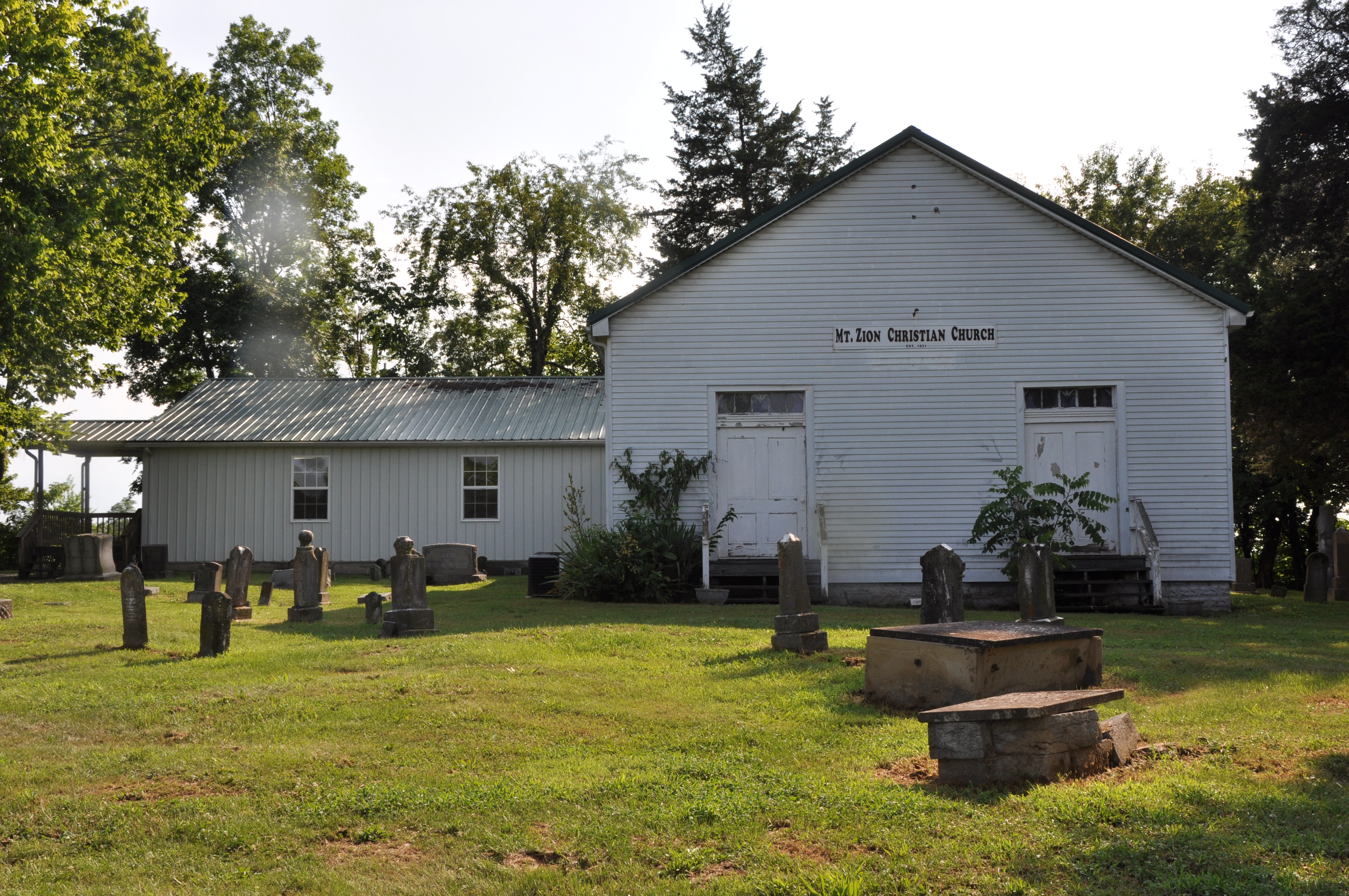 Mount Zion Church Graveyard