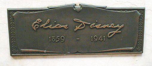 Elias Charles Disney