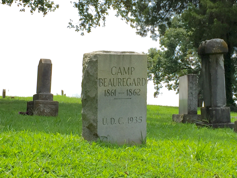 Camp Beauregard Cemetery