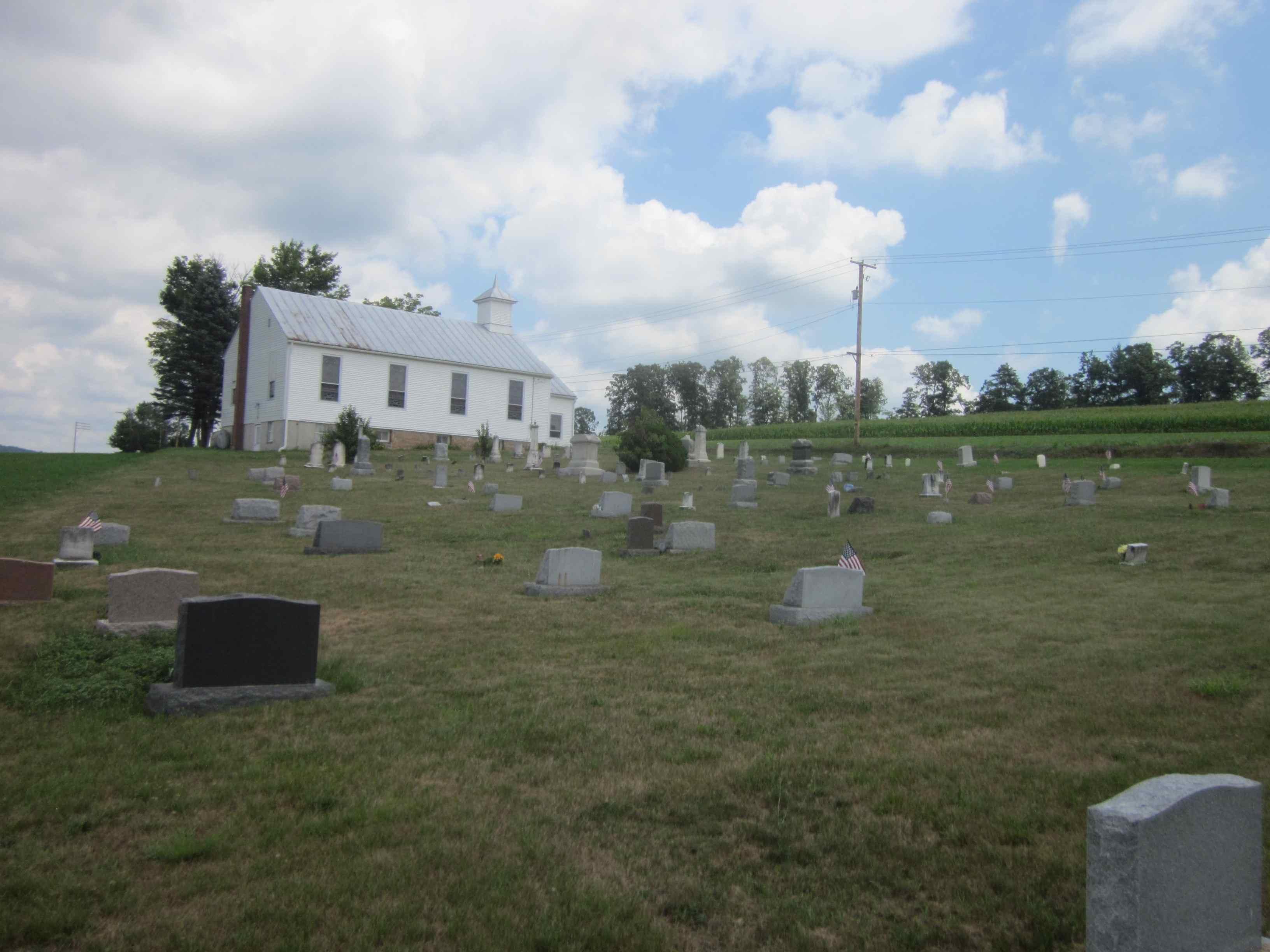 Sandy Hill Cemetery