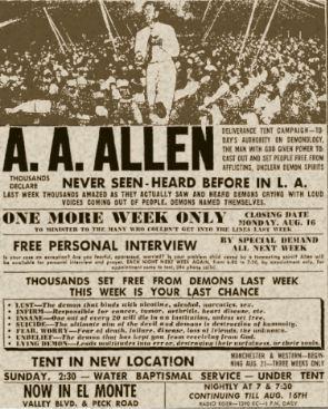 Rev Asa Alonso Allen