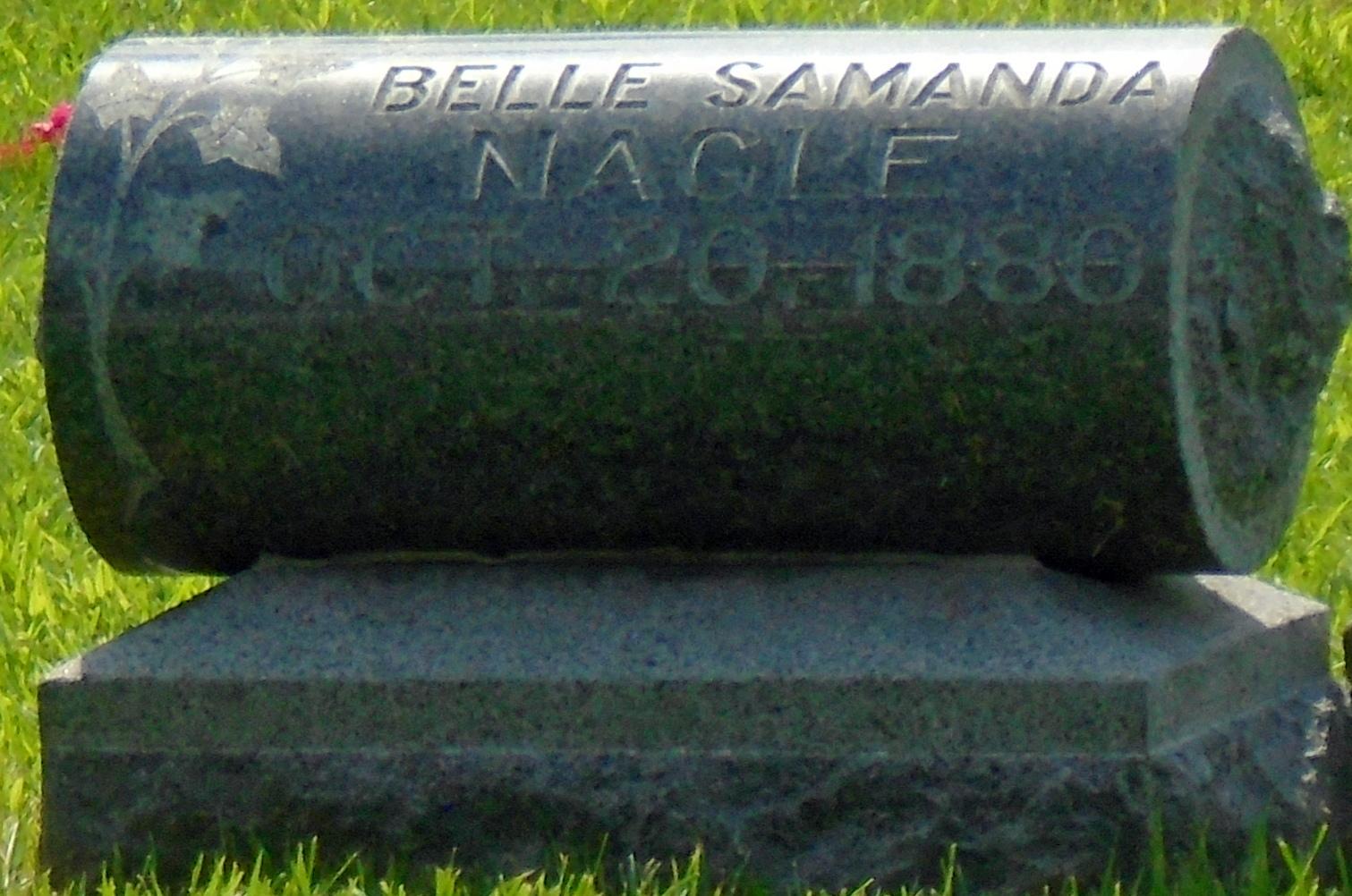 Belle Samanda Nagle