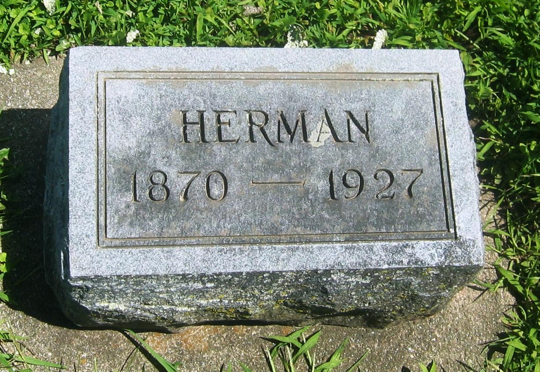 Herman August Albers