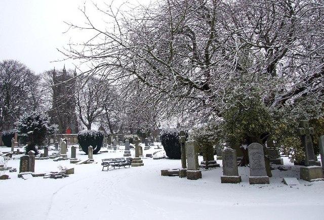 Liberton Churchyard and Cemetery