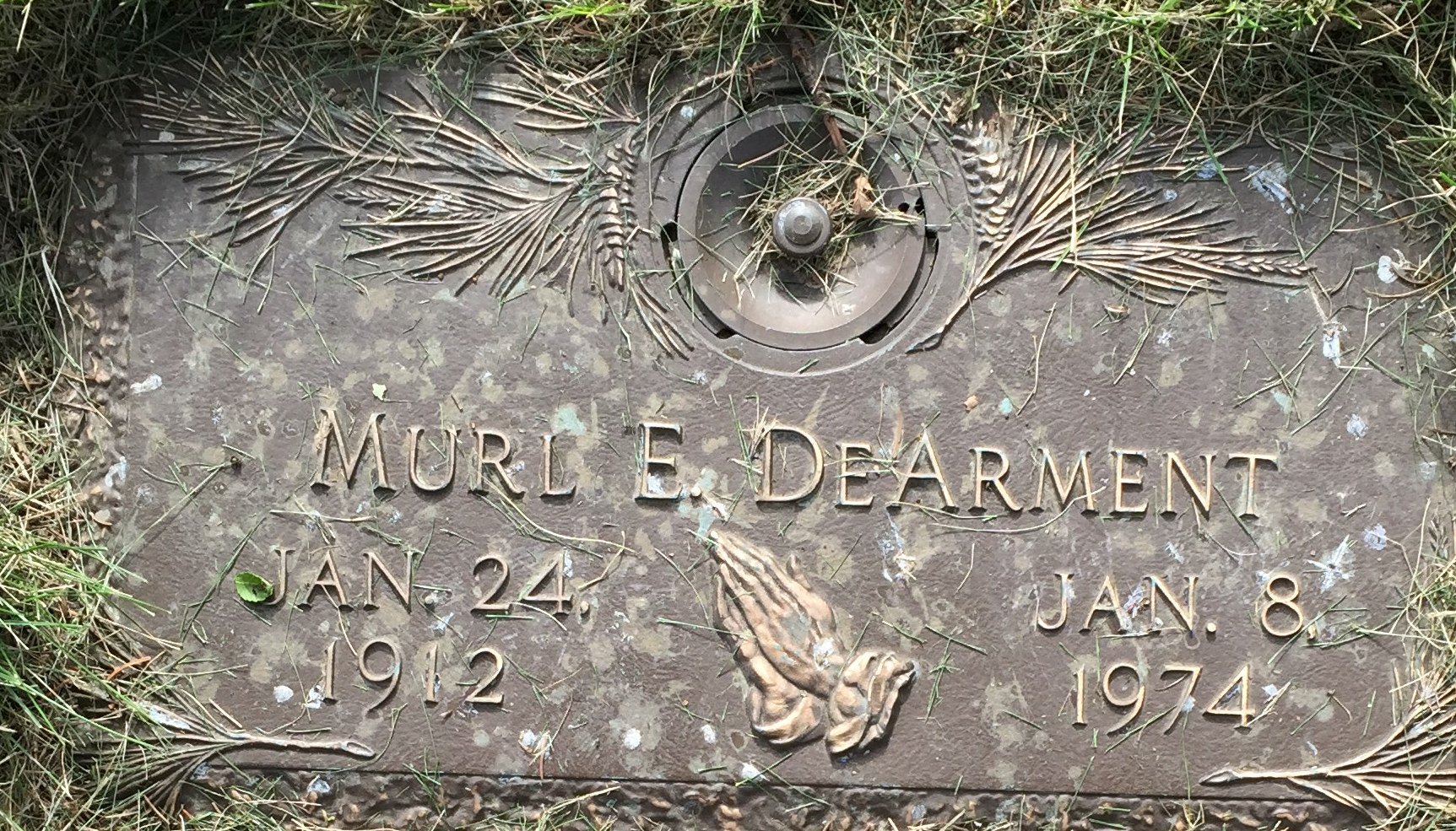 Murl Emerson DeArment