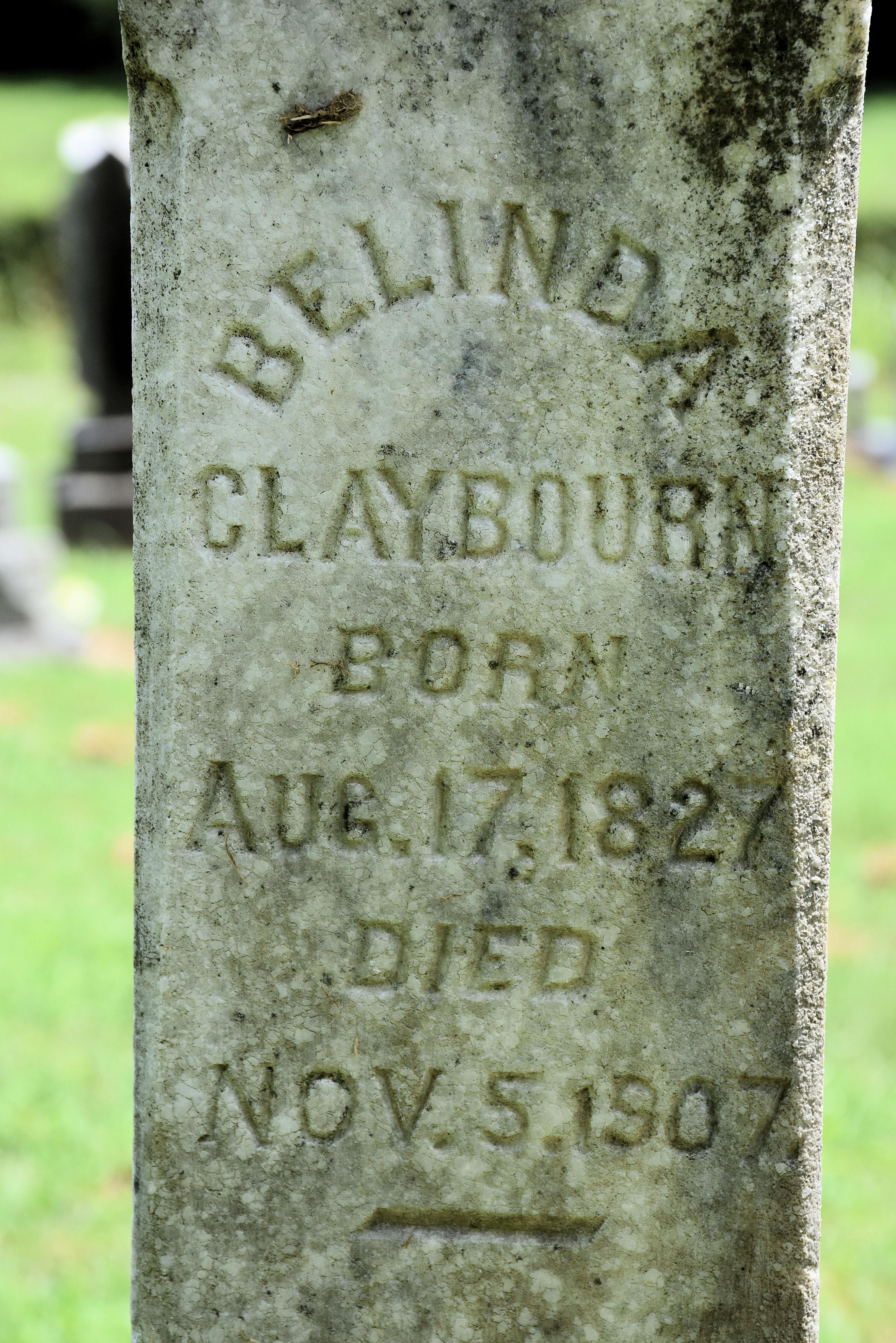 Melinda k. scott clayborn 1827 1907 find a grave memorial