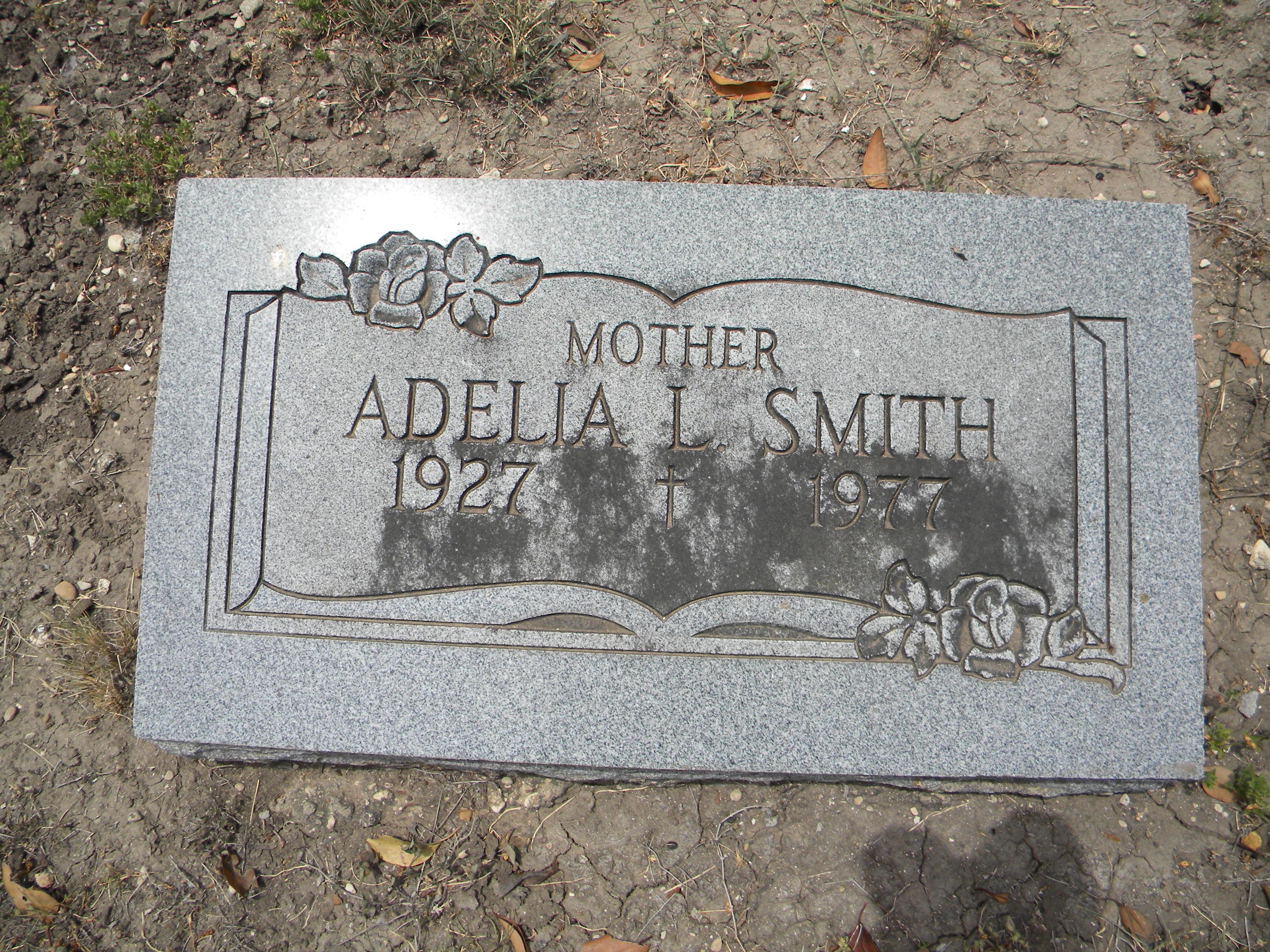 Adelia <i>Leonard</i> Smith