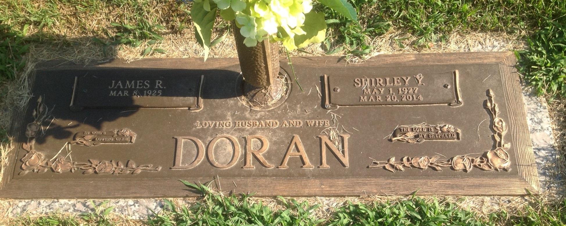 Shirley Yates Doran (1927-2014) - Find A Grave Memorial