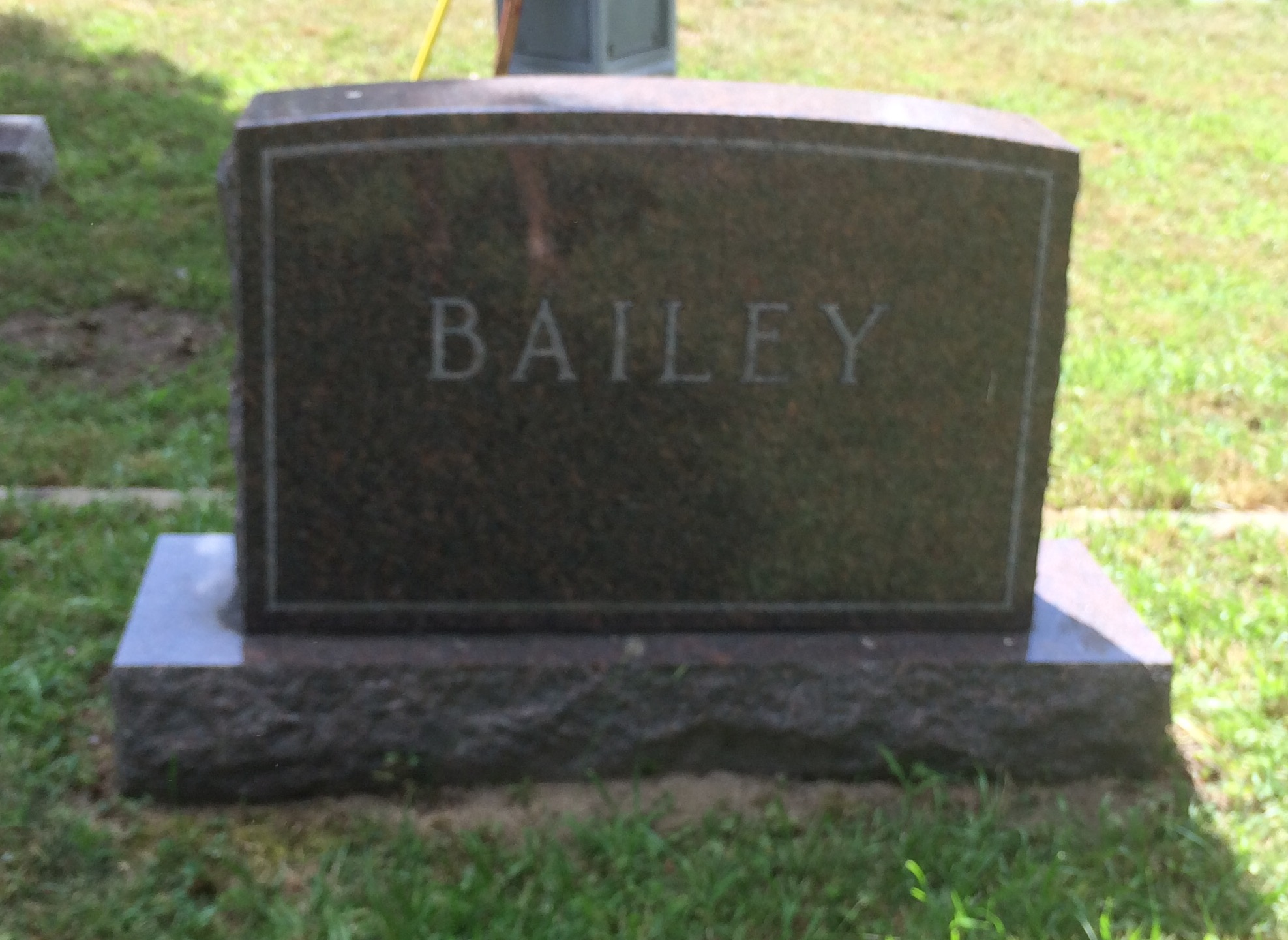Clara <i>Sterling</i> Bailey