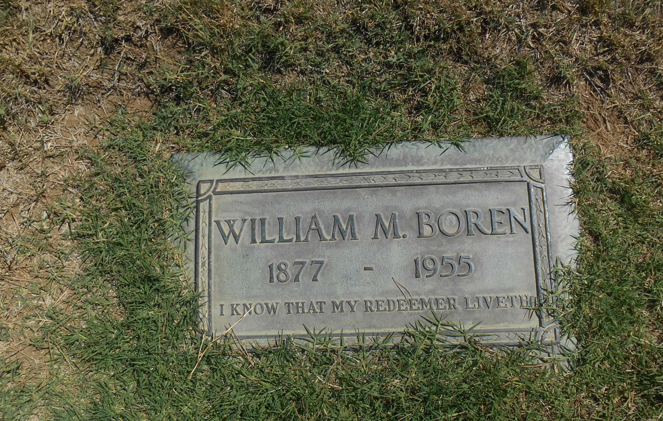 William Michael Boren