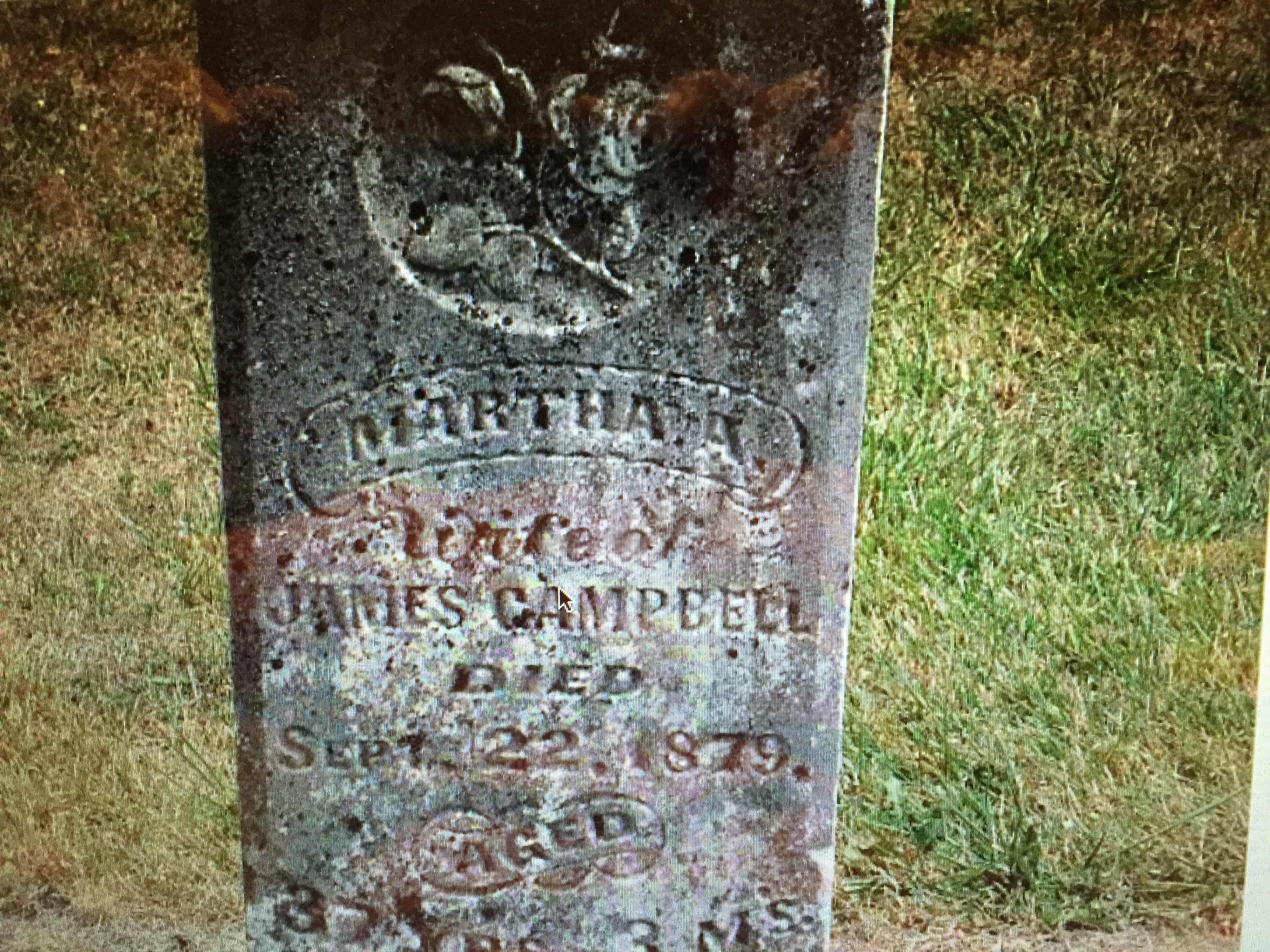Martha Ann <i>Newkirk</i> Campbell