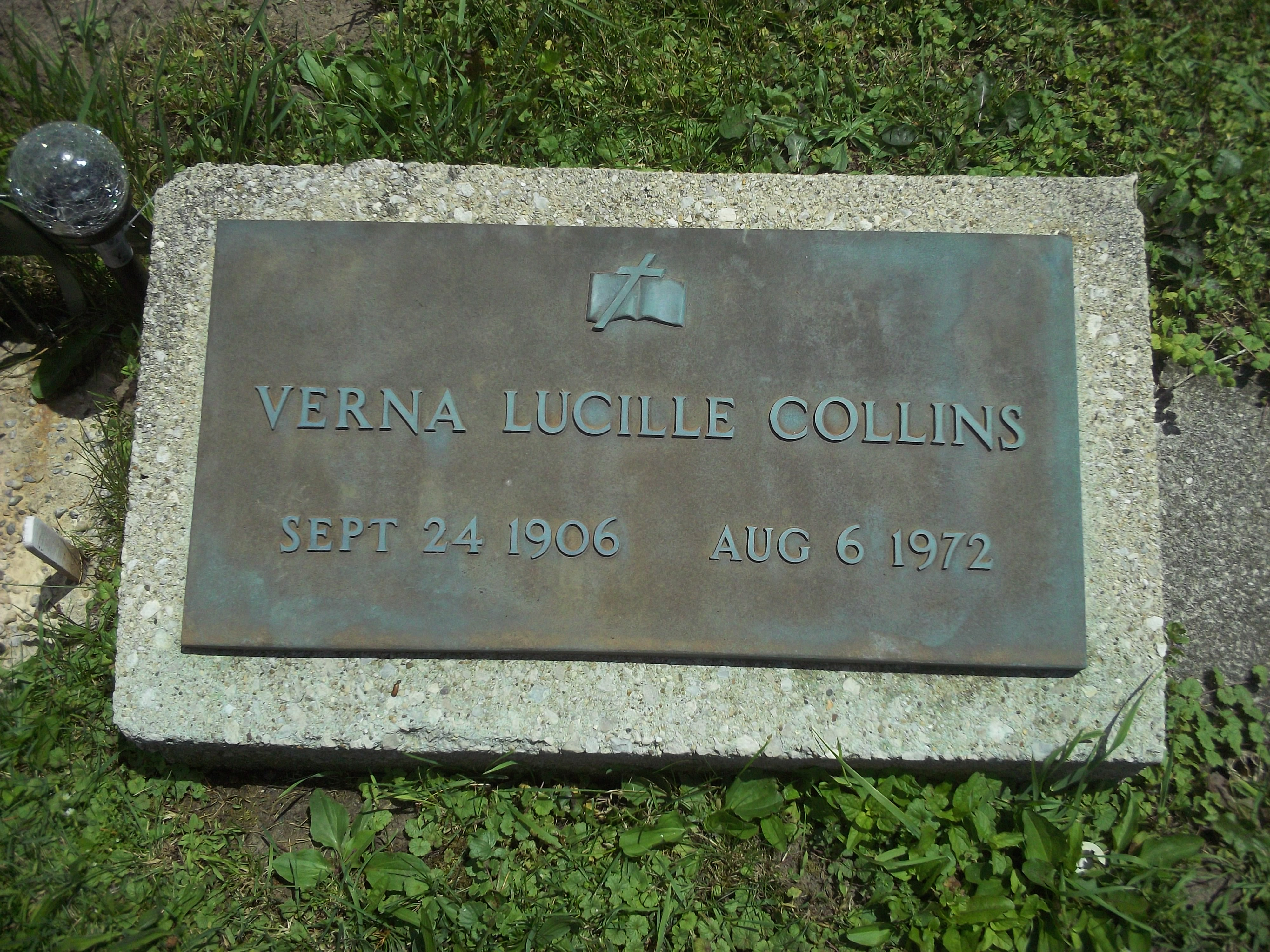 Verna Lucille <i>Ray</i> Collins
