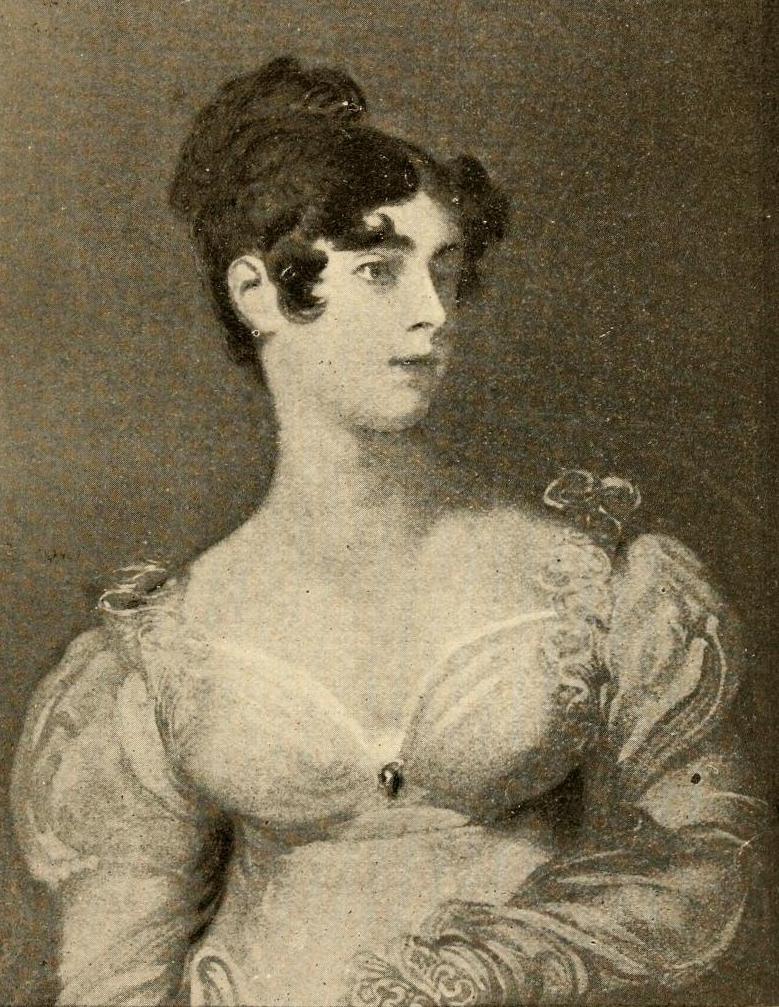 Esther <i>Edwards</i> Burr