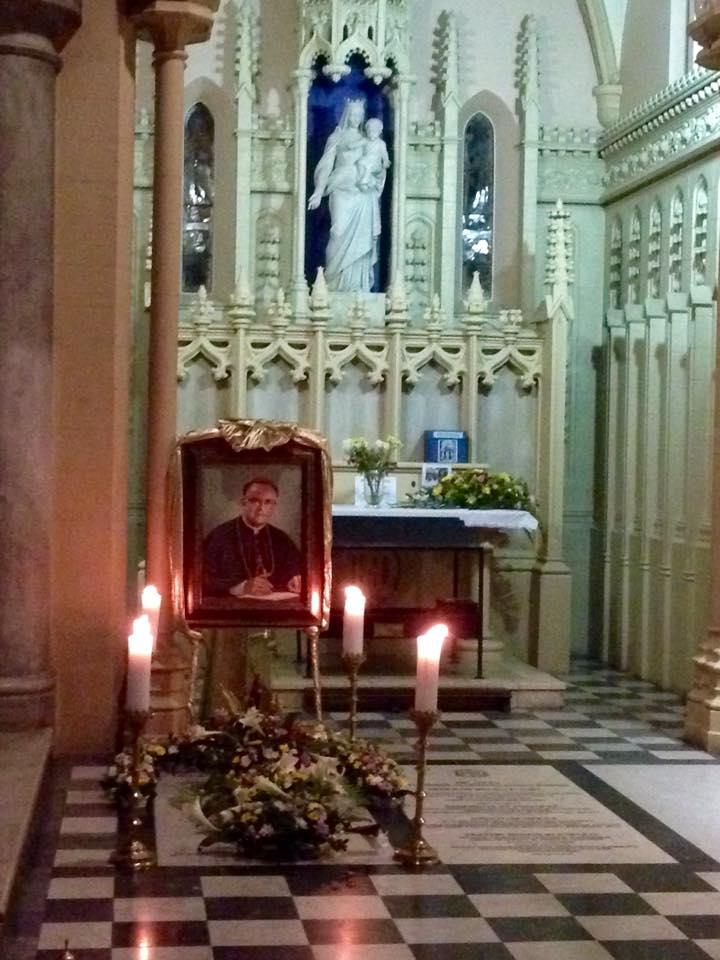 Archbishop Denis Eugene Hurley
