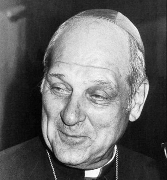 Archbishop Paul Marcinkus