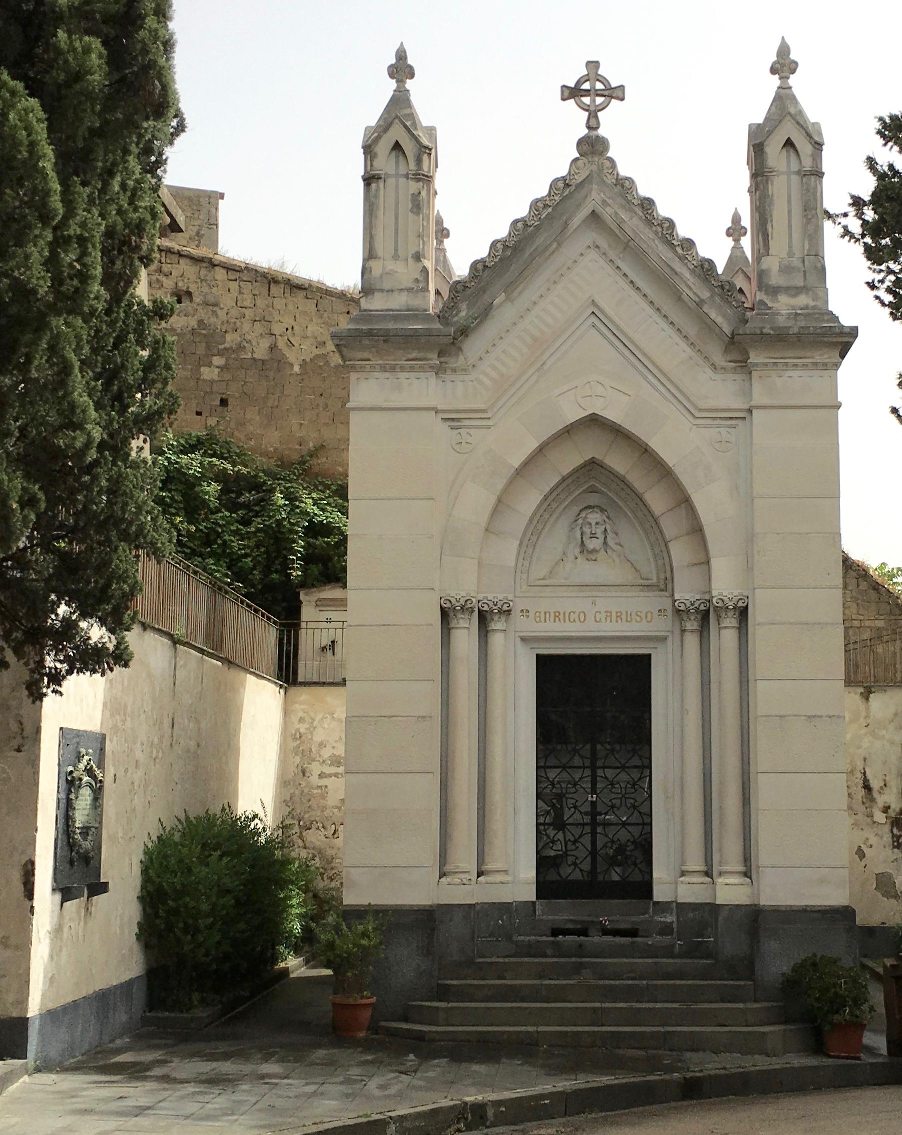 Enrico Caruso (1873-1921) - Find A Grave Memorial