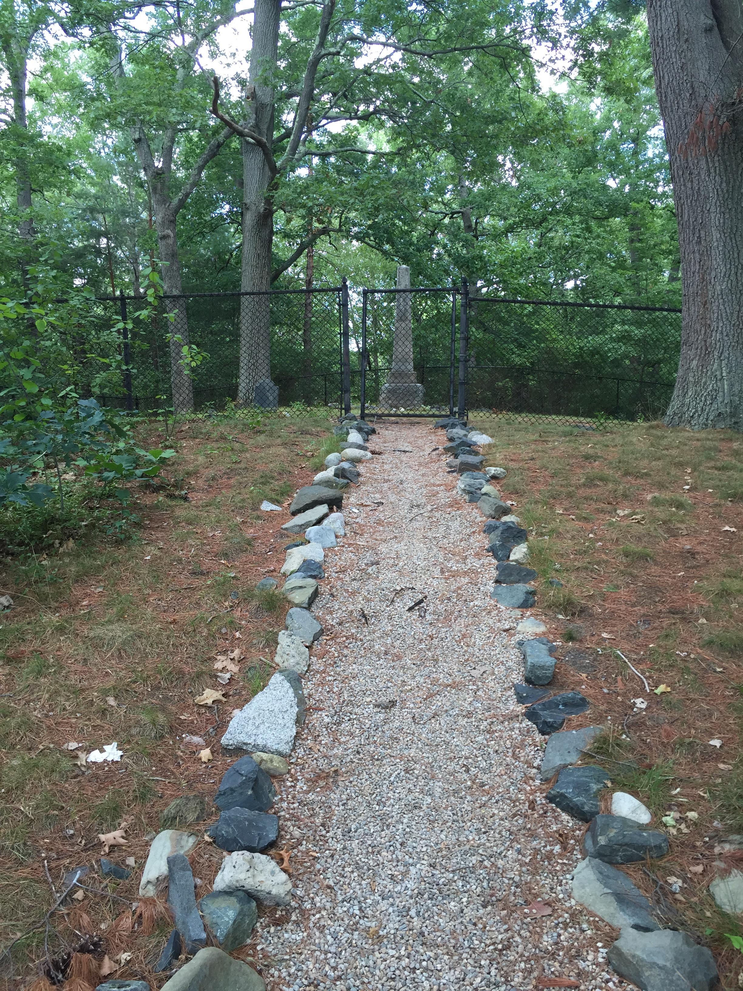 Peck Burying Ground