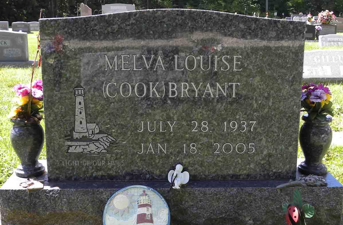 Melva Louise <i>Cook</i> Bryant