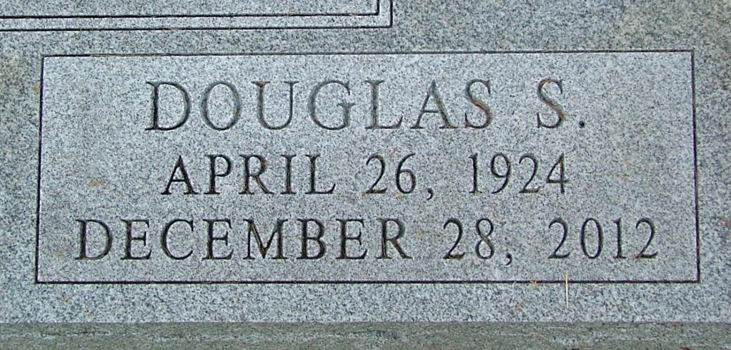 Douglas Smith Stone