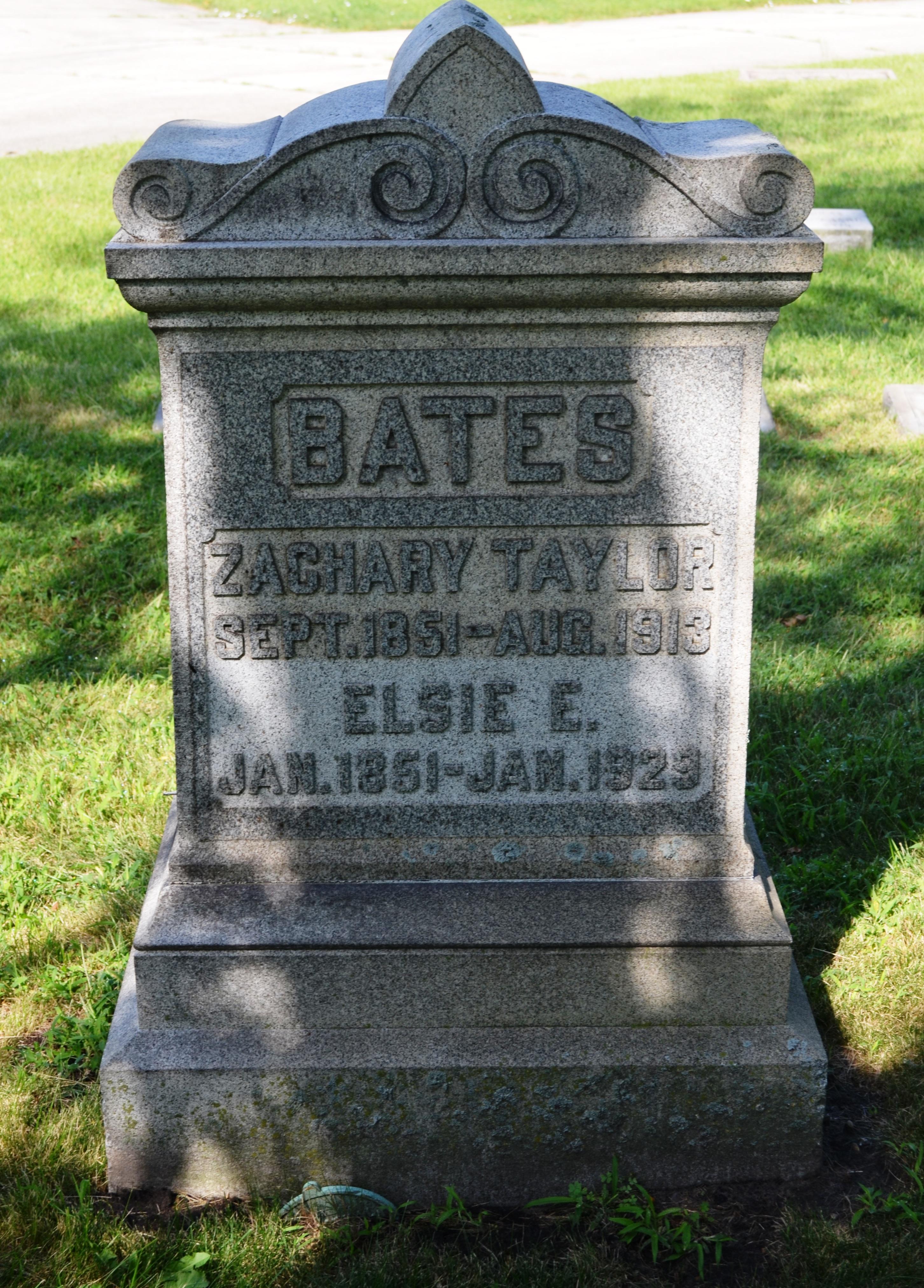 Zachary Taylor Bates
