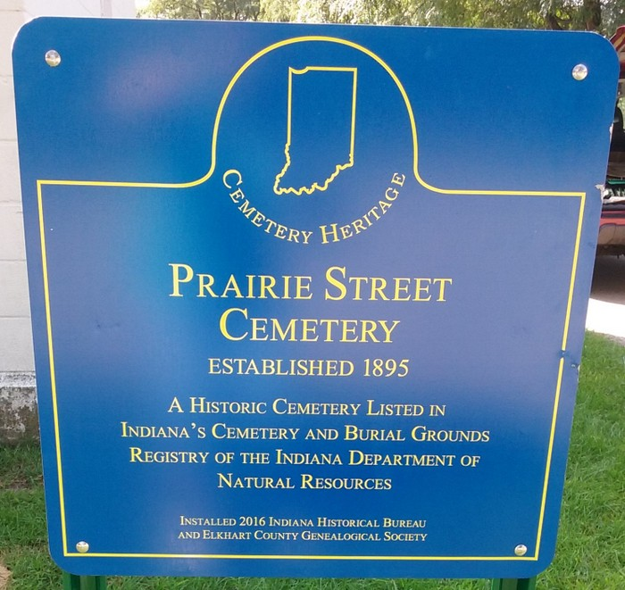 Prairie Street Cemetery