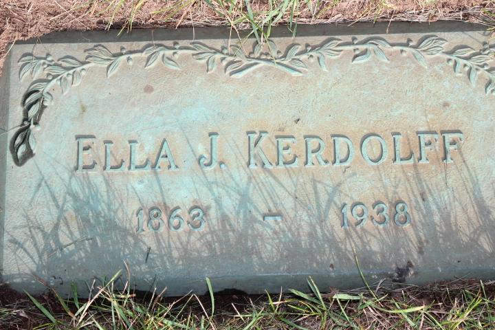 Ella Jane <i>Coon</i> Kerdolff