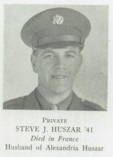 PFC Steve J Huszar