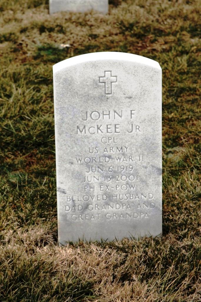 John F Mckee, Jr