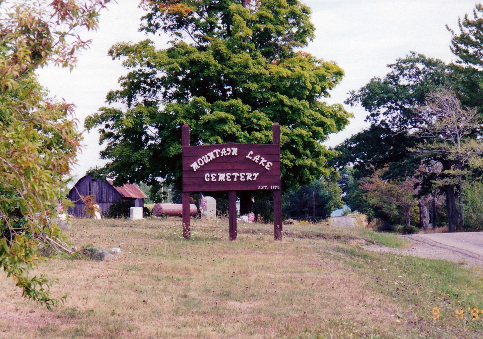 Mountain Lake Cemetery