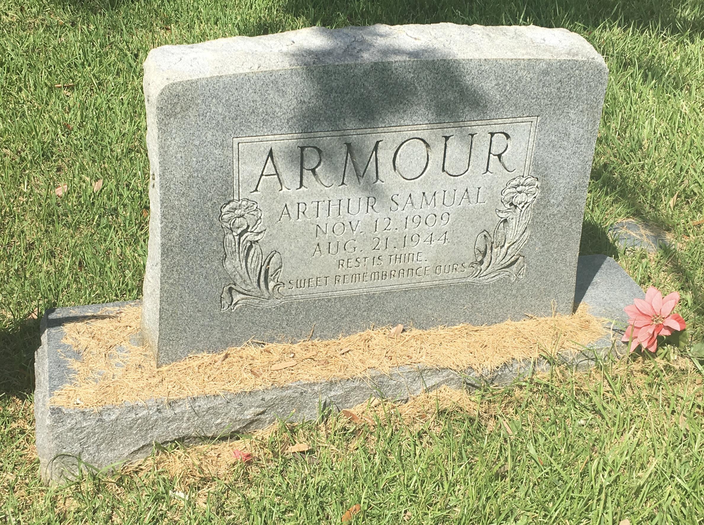 Arthur Samuel Armour