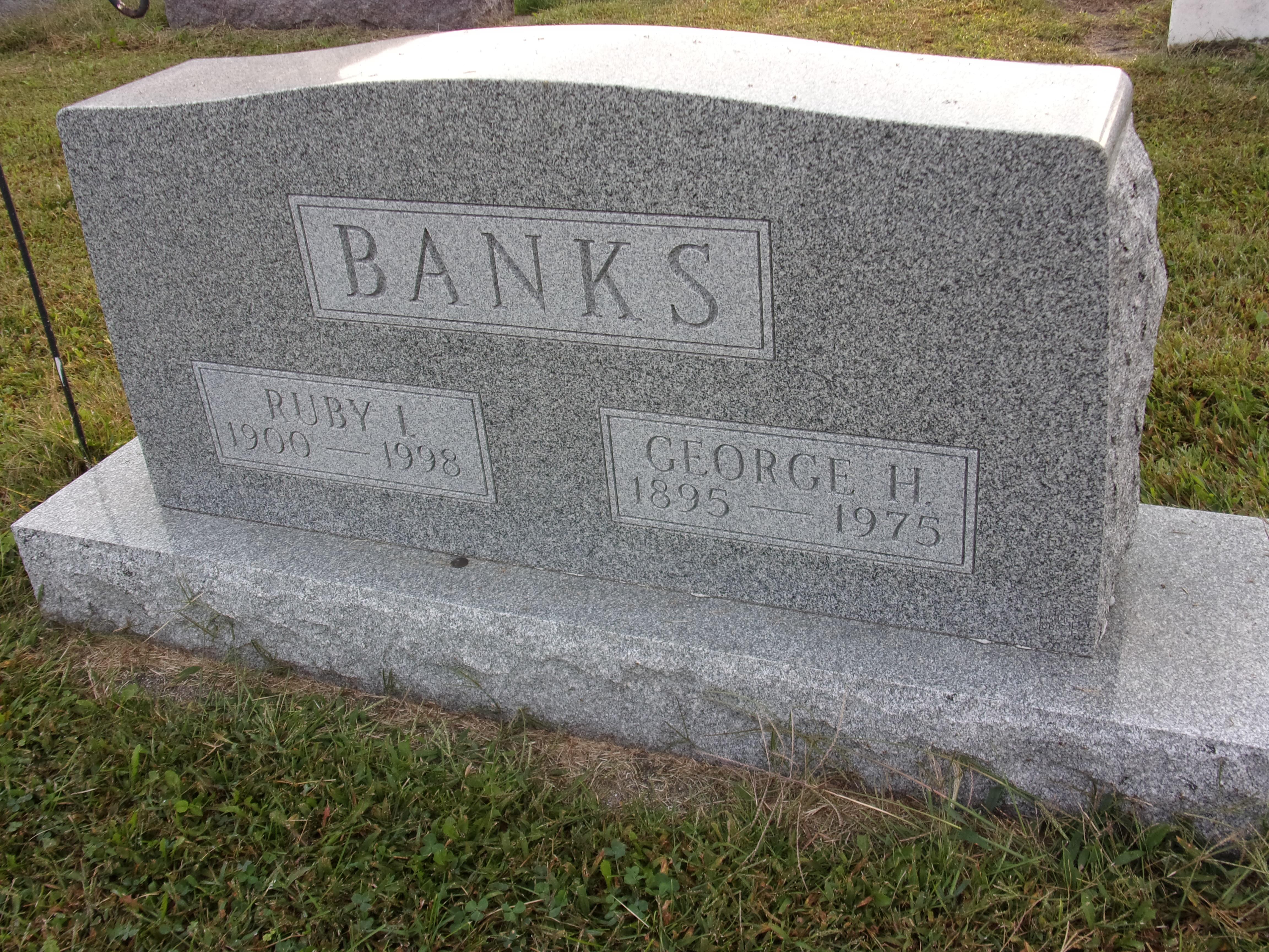 Ruby I. <i>Jordan</i> Banks