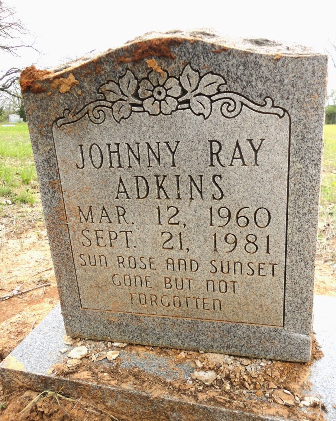 Johnny Ray Adkins